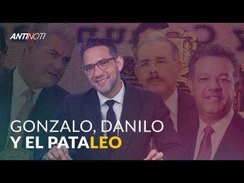 Primarias Del PLD: El PataLEO De Leonel - #Antinoti Octubre 08, 2019
