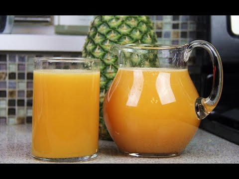 Pure Tropical Citrus Pineapple Juice | CaribbeanPot.com