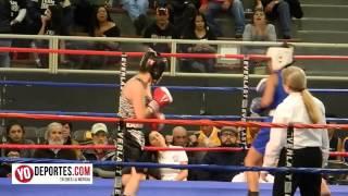 Aurora Salazar vs  Juanita Chavez 121 Lbs Copa Acopil Chicago Cicero