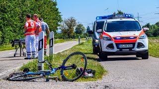 Video schwerer Verkehrsunfall Oberhausen-Rheinhausen L555