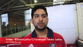 Sector Latino porra del Chicago Fire