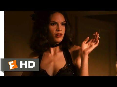 The Black Dahlia (2006) - You'll Never Shoot Me Scene (10/10) | Movieclips