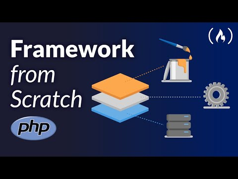 Use PHP to Create an MVC Framework - Full Course