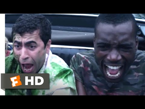 Kill Zombie! (2013) - Blowing the Tower Scene (10/10) | Movieclips