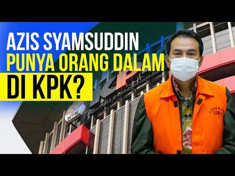 Azis Syamsuddin Punya 8 Bekingan di KPK, Beneran?