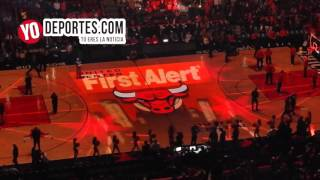 Chicago Bulls vs. Boston Celtics January 7