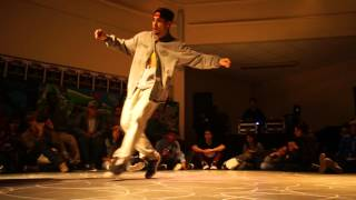 tRocke Dance Battle - Top rock 1vs1 - Demif Final - RomOne vs T.I. (La Smala)