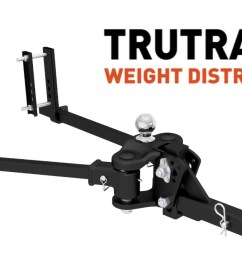 trutrack weight distribution hitch video [ 1280 x 720 Pixel ]