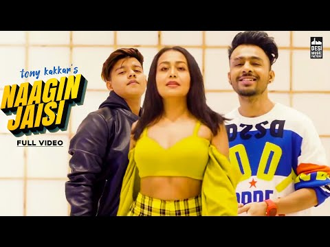 Naagin Jaisi – Tony Kakkar Song Lyrics