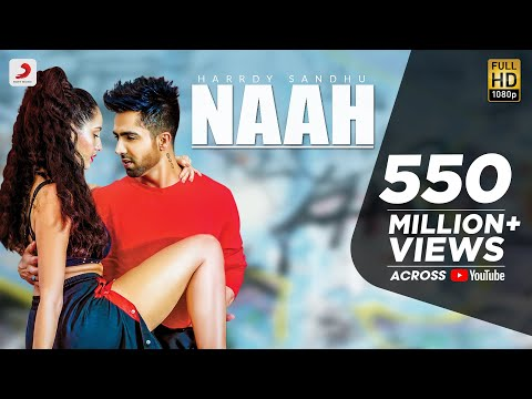 Naah – Harrdy Sandhu Song Lyrics