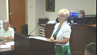 130617a Robertson County Tennessee Commission Meeting June 17, 2013 Part 1