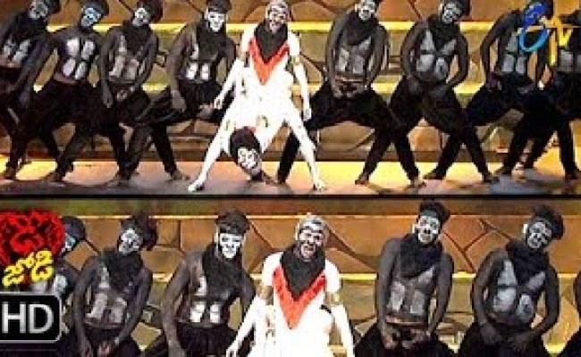 Watch Sudheer Rashmi Pradeep Funny Joke Dhee Jodi