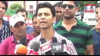 पिथौरागढ़: सरकार पिछले चार पाँच सालों से हमारे साथ धोखाधड़ी कर रही है: उपनल कर्मचारी
