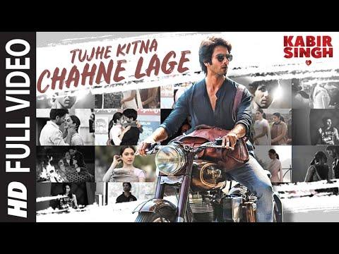 Tujhe Kitna Chahne Lage Song Lyrics-Kabir Singh(2019)