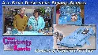 All Star Designers Spring Series - Bluebird of Happiness (Part 2)