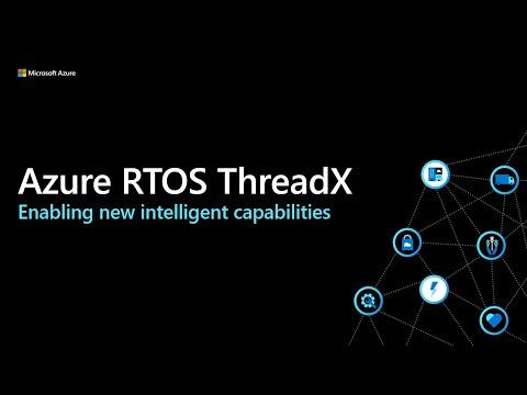 Microsoft Azure RTOS ThreadX Product Reel