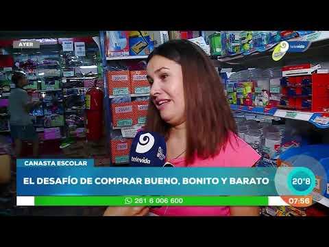 Útiles escolares: qué opciones ofrecen los comercios de Mendoza