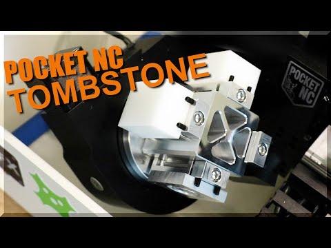Pocket NC 5-Axis Tombstone! WW224