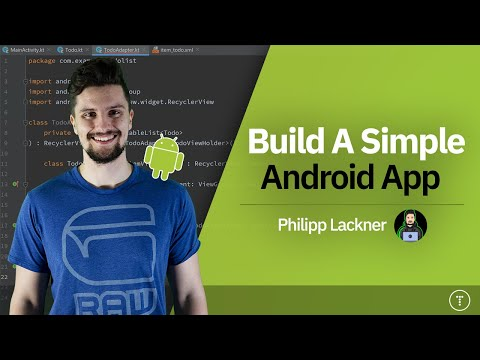 Build A Simple Android App With Kotlin