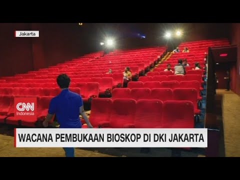 Wacana Pembukaan Bioskop di DKI Jakarta