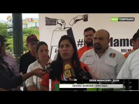 Venezuela - Dip. Desiree Barboza :