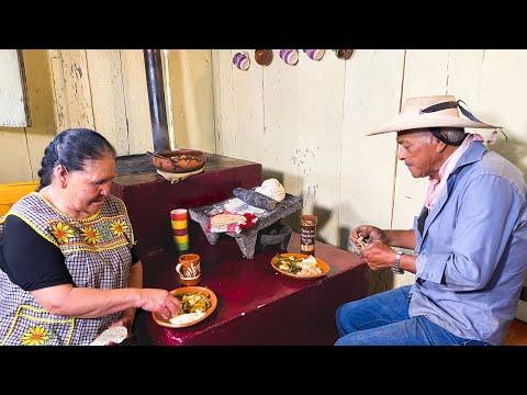 Lo Que Almorce Hoy con Mi Viejo De Mi Rancho A Tu Coicina