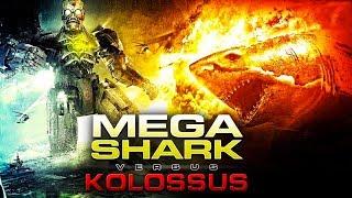 Megashark VS Kolossus - Film COMPLET en français