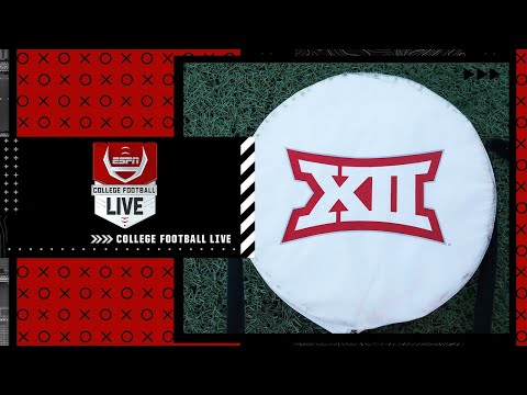 Everybody besides Kansas could beat anybody - Pollack on the Big 12 | College Football Live