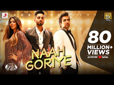 Naah Goriye -Bala Song Lyrics