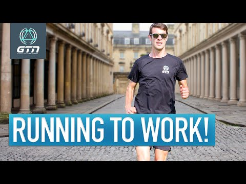 Why Should You Run To Work? | 8 Planning Tips For Running Your Commute