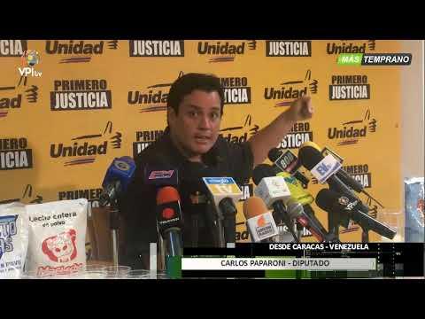 Venezuela - Carlos Paparoni asegura que productos Clap están causando muerte de niños - VPItv