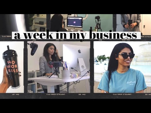 Work Week in My Life as a Freelancer | Affordable Mic Test, Losing Clients + A Rant