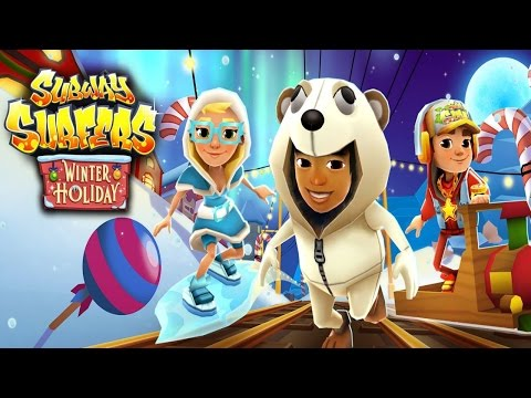 hqdefault Subway Surfers Winter Holiday Android Gameplay Technology