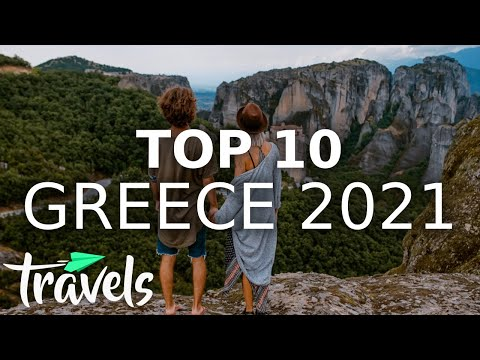 Top 10 Destinations in Greece for 2021 | MojoTravels