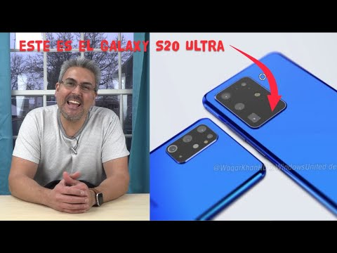 Samsung Galaxy S20 ULTRA - El MAS POTENTE
