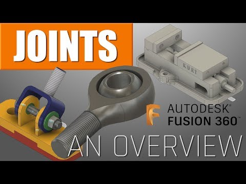 Joints in Fusion 360: A Comprehensive Tutorial! FF117