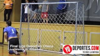 Liga Deportivo Checa Chicago finales invierno 2013-2014
