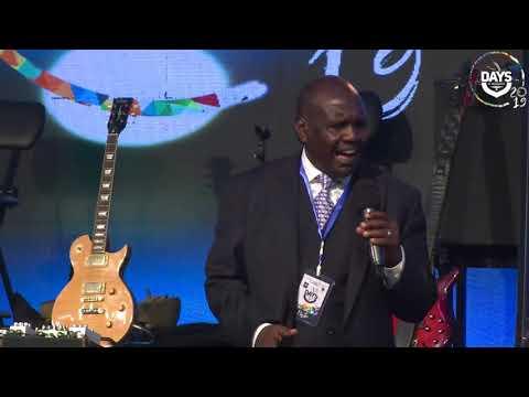 OPEN HEAVENS -APOSTLE JOHNES MAKAU : DAYS OF REFRESHING 2019