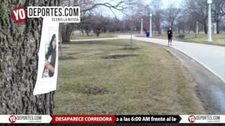 Jessica Suarez corredora desaparece en el Lago Michigan de Chicago