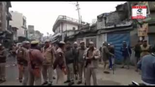 छावनी में तब्दील हुआ सहारनपुर