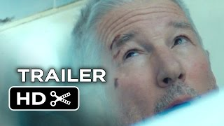 Time Out of Mind Official Trailer #1 (2015) - Jena Malone, Richard Gere Movie HD