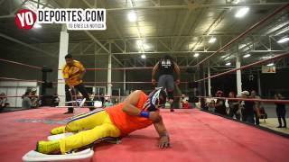 Lucha Extrema Psicosis vs Discovery en Chicago
