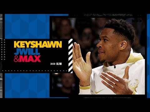 Does Giannis get the respect he deserves? | Keyshawn, JWill & Max