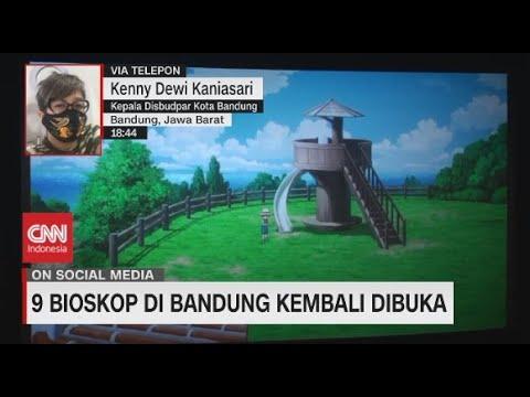 9 Bioskop Bandung Kembali Dibuka