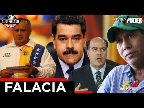 .@JoseColinaP   LA FALACIA   OPOSICIÓN Y RÉGIMEN   AL OTRO LADO DE LA FRONTERA   FDP