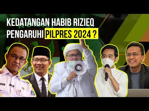 Ngobrolin Habib Rizieq hingga Figur Muda untuk 2024 - VoK