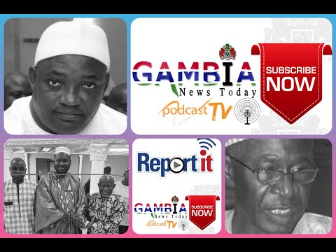 GAMBIA REPORTS 9TH JANUARY 2020