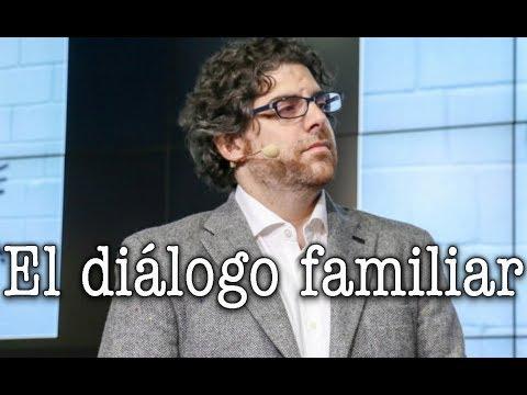 Demian Bucay - La importancia de promover el diálogo familiar