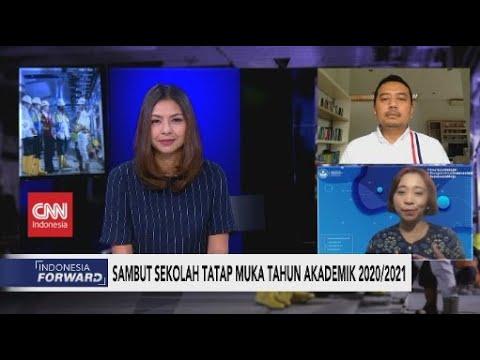 Sambut Sekolah Tatap Muka Tahun Akademik 2020/2021 - Indonesia Forward