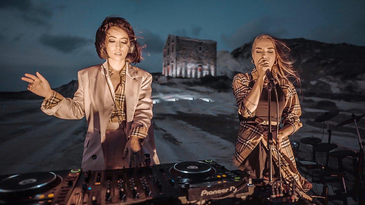 Giolì & Assia – Live @Punta Bianca, Agrigento